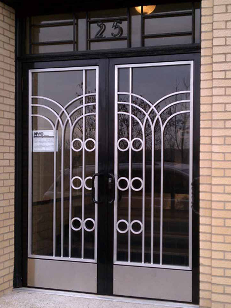 Custom Doors Gates Morgik