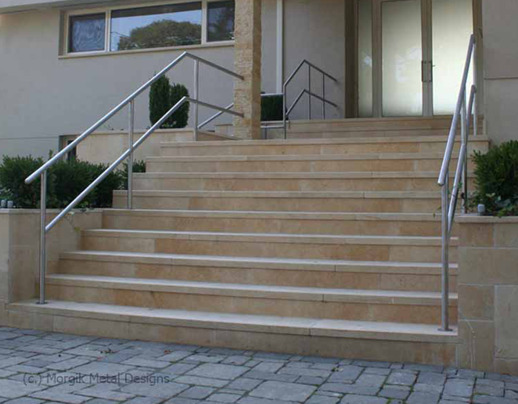 Exterior Railings Morgik